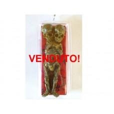 Amuleto KUMAN THONG -Originale- TESTA DOPPIA  Thailandese. VENDUTO!
