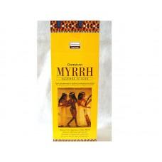 INCENSO  MYRRH  PACE E SERENITA' (120 Stick)